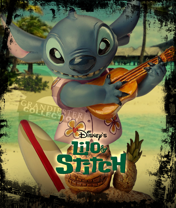 Hula Stitch D23 Exclusive