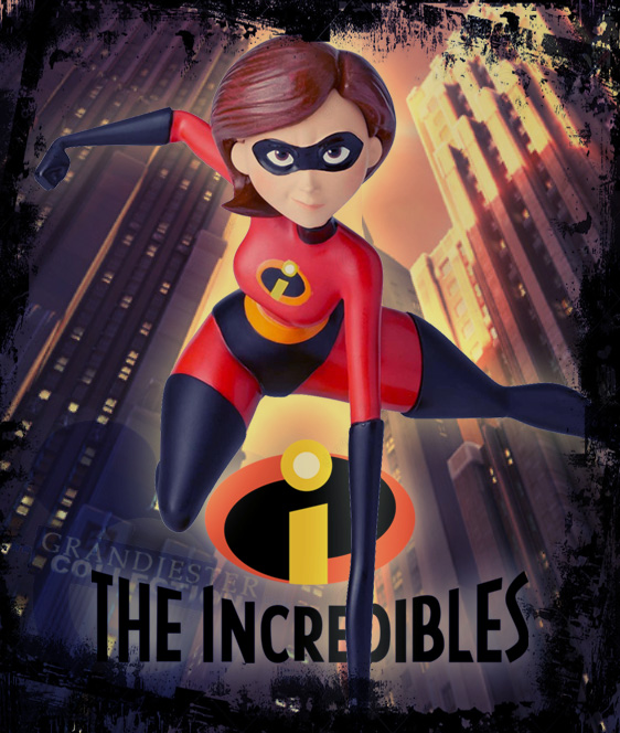 Vinyl Mrs. Incredible