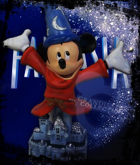 Sorcerer Mickey - Disneyland 60th Anniversary