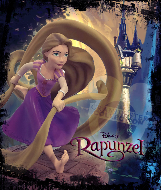 Vinyl Rapunzel