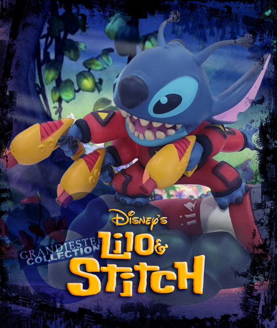 Vinyl Stitch - Experiment 626
