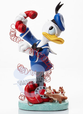 Grand Jester - Donald with Chip and Dale