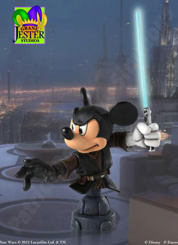 Mickey Mouse as Anakin