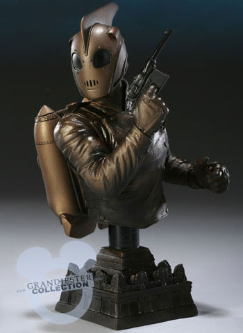 The Rocketeer v.2 (Gallery Edition)