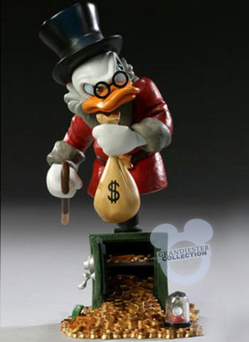 Grand Jester - Scrooge McDuck