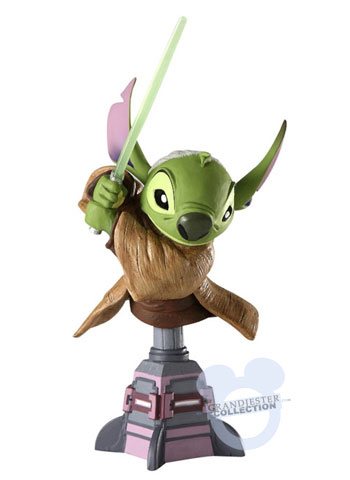 Grand Jester - Stitch as Yoda