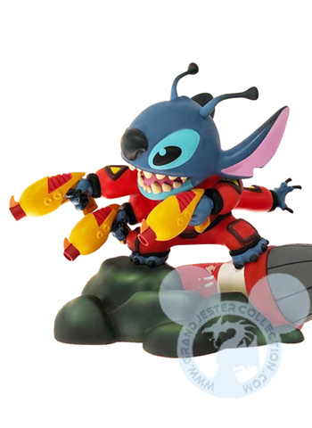 Grand Jester - Vinyl Stitch - Experiment 626